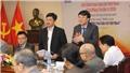 TOÀN CẢNH Lễ Phát động Giải biếm họa Báo chí Việt Nam – Cúp Rồng Tre lần V