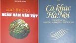 Tủ sách đồ sộ về Thăng Long- Hà Nội