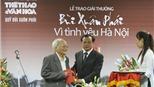 Giải Bùi Xuân Phái - Vì tình yêu Hà Nội năm 2010
