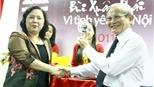 Giải Bùi Xuân Phái - Vì tình yêu Hà Nội năm 2011