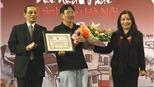 Toàn cảnh lễ trao giải Bùi Xuân Phái 2012