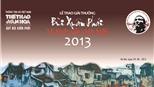 Khởi động Giải Bùi Xuân Phái lần 6 - năm 2013: 'Tình yêu Hà Nội' ở bề sâu…