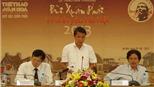 Bài phát biểu của Tổng Giám đốc TTXVN tại Lễ trao giải 'Bùi Xuân Phái vì tình yêu Hà Nội'