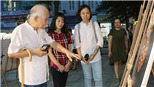 'Tình yêu Hà Nội' hội ngộ bên bờ Hoàn Kiếm