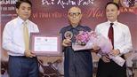 Danh sách đề cử và Giải thưởng Bùi Xuân Phái – Vì Tình yêu Hà Nội lần 10- 2017