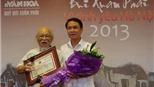 Giải Bùi Xuân Phái - Vì Tình yêu Hà Nội năm 2013