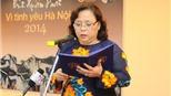Phó Chủ tịch UBND TP Hà Nội: Giải thưởng Bùi Xuân Phái là 'ngày hội' của những người yêu Hà Nội