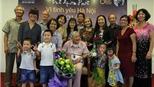 Những khoảnh khắc ấn tượng trong Lễ trao giải Bùi Xuân Phái - Vì tình yêu Hà Nội 2014