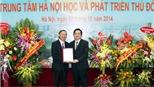 Trung tâm Hà Nội học và Phát triển Thủ đô: 'Niềm tin yêu hy vọng'