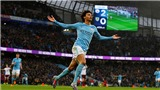 Video clip highlights bàn thắng trận Man City 3-0 Burnley
