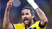 Mario Yepes: Bức cổ thành trước mặt Neymar
