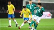 Lịch sử World Cup là của Brazil, nhưng hiện tại dành cho Đức