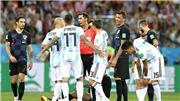 ĐIỂM NHẤN Argentina 0-3 Croatia: Argentina tệ nhất nhiều năm qua. Messi như 'vật thể lạ'