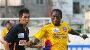 TĐCS.Đồng Tháp – SHB.Đà Nẵng 3 – 2: Tiệc bàn thắng ở Long Xuyên