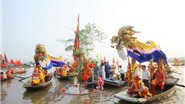 Chùm ảnh: Lễ rước nước thiêng tại Cố đô Hoa Lư