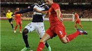Luis Suarez trở lại, Liverpool hạ Melbourne Victory 2-0