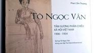 Sách ký họa Tô Ngọc Vân: Từ thiếu nữ thành thị đến người nông dân