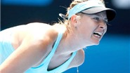 Australian Open 2014: Maria Sharapova 'ngẩng cao đầu rời Melbourne'