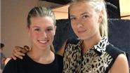 Maria Sharapova - Eugenie Bouchard: Cuộc đối đầu định mệnh ở Melbourne