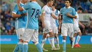 Man City 1-0 Melbourne City: Sterling dự bị cả trận, Nasri sắm vai người hùng