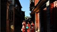 Chùm ảnh du lịch: Lệ Giang đẹp đến nao lòng