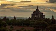 Chùm ảnh du lịch: Myanmar, hành hương về cõi phật