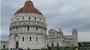 Chùm ảnh du lịch: Tháp nghiêng Pisa (Italy) đẹp đến sững sờ