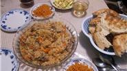 Người Kyrgyzstan ăn gì?