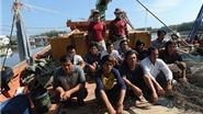 Thái Lan bắt thêm 3 tàu cá tỉnh Kiên Giang cùng 33 ngư dân Việt Nam