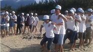 Teambuilding: Chơi trò 'Bước chân đoàn kết' như thế nào?