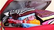 10 mẹo gói đồ cực gọn cho chuyến du lịch xa