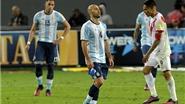 Peru 2-2 Argentina: Không Messi, Argentina hai trận liên tiếp không biết mùi chiến thắng