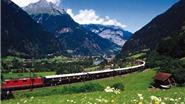 10 cung đường sắt tuyệt đẹp trên thế giới