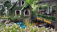Country House: Nhâm nhi cafe giữa cảnh giới thần tiên này thì còn gì bằng