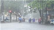 Áp thấp nhiệt đới đổ bộ đất liền Hà Tĩnh-Quảng Bình với sức gió giật cấp 8