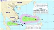 Áp thấp nhiệt đới gần Côn Đảo, lũ trên các sông từ Quảng Nam đến Khánh Hòa tiếp tục lên