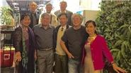 Cuộc gặp mặt đặc biệt với các nhà báo thông tấn Campuchia