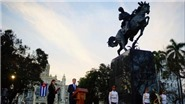 Khánh thành bức tượng anh hùng Jose Marti tại La Habana, thủ đô Cuba
