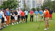 Vietnam Airlines tại Hong Kongtổ chức thi đấu thể thao mừng Quốc khánh