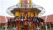 Sun World Danang Wonders (Asia Park) giảm 50% giá vé cho đoàn học sinh