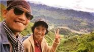 Chàng trai Việt 9X cùng mẹ 6X phượt xuyên Việt bằng xe máy