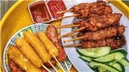 Những món ăn vặt ngon cho ngày cuối tuần ở Hà Nội
