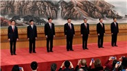 Đại hội XIX Đảng Cộng sản Trung Quốc: Danh sách thành viên Bộ Chính trị khóa mới