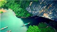 Phát hiện 58 hang động mới ở Phong Nha - Kẻ Bàng