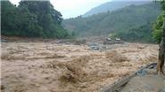 Quảng Bình đến Phú Yên còn mưa rất to, nguy cơ cao về lũ quét và sạt lở
