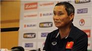 HLV Mai Đức Chung bất ngờ vì thắng Campuchia 5-0