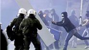 Ẩu đả khủng khiếp khiến derby Athens giữa Panathinaikos với Olympiakos bị hủy bỏ