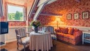Khách sạn xanh đẹp lãng mạn và yên bình trong lòng nước Pháp