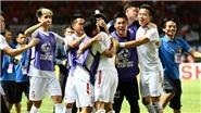 Việt Nam chung bảng Malaysia, Myanmar, Campuchia và Lào tại AFF Cup 2018