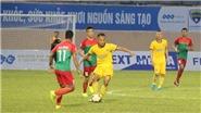 Video clip highlights bàn thắng Bình Phước 1-1 FLC Thanh Hóa